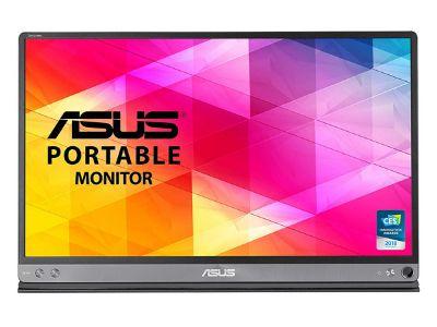ZenScreen MB16AC - best portable monitors
