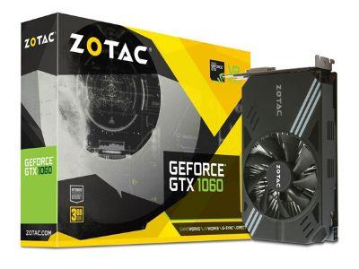 ZOTAC GeForce GTX 1060 Mini