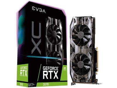 EVGA GeForce RTX 2070 Black