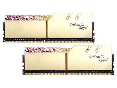 G. SKILL Trident Z Royal DIMM F4-3000C16D-16GTRG